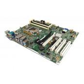 Placa de baza pentru HP Elite 8300 MiniTower, Model 657096-001, DDR3, Socket 1155, Fara Shield, Second Hand Componente Calculator