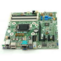 Placa de baza pentru HP ProDesk 600 G1 Tower si SFF, Model 795972-001, Socket 1150, Fara shield