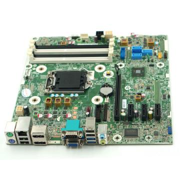 Placa de baza pentru HP ProDesk 600 G1 Tower si SFF, Model 795972-001, Socket 1150, Fara shield, Second Hand Componente Calculator