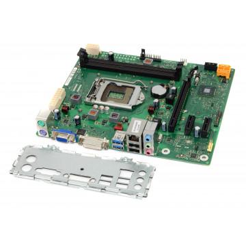 Placa de baza Socket 1150, Fujitsu D3230-A13 GS 1 pentru Fujitsu Esprimo P420, Cu shield si cooler, Second Hand Componente Calculator