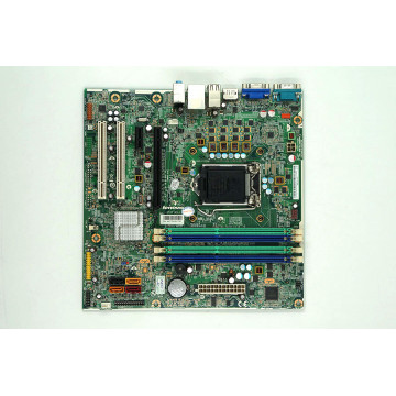 Placa de baza Socket 1155 ATX Lenovo model: IS6XM, FRU 03T6560, pentru Lenovo ThinkCentre M81 SFF si TOWER, Intel CPU gen 2, cu 4 x DDR3, fara shield, second hand  Componente Calculator