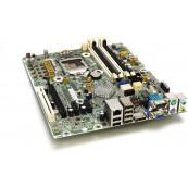 Placa de baza Socket 1155, HP SP 615114-001, pentru HP 6300 Pro SFF/MT, DDR3, Fara Shield, Second Hand Componente Calculator