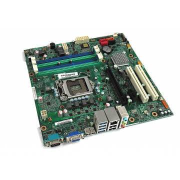 Placa de baza Socket 1155 Lenovo model: 4551-000430-10, IS7XM pentru IBM Lenovo ThinkCentre M92p M92 M82, tower and sff, DDR3, fara shield, second hand Componente Calculator