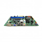 Placa de baza Socket 1155, Lenovo model: IH61M, FRU 03T6014 pentru Lenovo M71e TOWER si SFF, Edge 71, suporta Intel Gen 2, cu 2 sloturi RAM, cu shield, standard mATX, second hand Componente Calculator