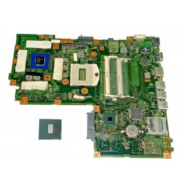 Placa de baza laptop Fujitsu Siemens Celsius H730 + CPU i7-4600M 2.90GHz, Second Hand Componente Laptop
