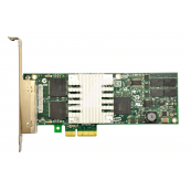 Placa de retea IBM Intel Pro 1000PT Quad Port Server Adapter PCIe, Second Hand Componente Server