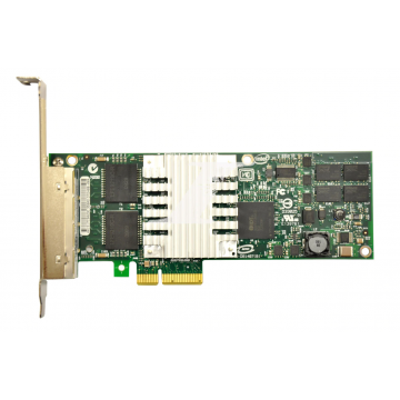 Placa de retea IBM Intel Pro 1000PT Quad Port Server Adapter PCIe, Second Hand Componente Server