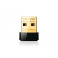 Nano adaptor wireless TP-LINK TL-WN725N, 150Mbps, USB
