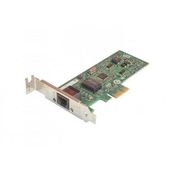 Placa de retea PCI Express X1, UTP 10/100/1000, Diverse modele, Low profile, Second Hand Componente Calculator