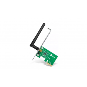 Placa de retea Wireless, O antena, slot PCI-E X1, Diverse modele, Second Hand Componente Calculator