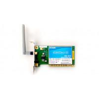 Placa retea wireless, o antena, slot PCI, low profile pentru SFF, diverse modele, second hand