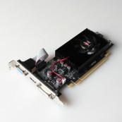 Placa video AMD Radeon R7 200, 4GB GDDR5 128-Bit, DVI, HDMI, VGA, Low + High Profile Componente Calculator
