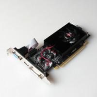 Placa video AMD Radeon R7 350, 4GB GDDR5 128-Bit, DVI, HDMI, VGA, Low + High Profile