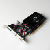 Placa video AMD Radeon R7 350, 4GB GDDR5 128-Bit, DVI, HDMI, VGA, Low + High Profile Componente Calculator