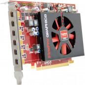 Placa Video AMD FirePro W600, 2GB GDDR5, 128-bit, 6x Mini Display Port, Second Hand Componente Calculator