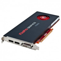 Placa Video ATI FirePro V5900, 2GB GDDR5, DVI, 2 x Display Port