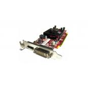 Placa Video Radeon HD 7350, 512MB GDDR3, 64 bit, DVI, Display Port, Low Profile , Second Hand Componente Calculator