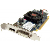 Placa Video ATI Radeon HD 6450, 512MB-64 bit, DVI, Display Port, Low Profile, Second Hand Componente Calculator