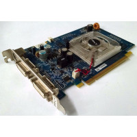 Placa video NVIDIA GeForce 9400 GT, 512MB DDR2, 64-bit, 2xDVI, Racire pasiva