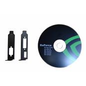 Placa video Geforce GTX 750, 4GB GDDR5, 128Bit, HDMI, DVI, VGA, Low and High Profile Componente Calculator