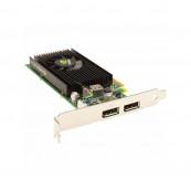 Placa video Nvidia Quadro NVS 310, 512MB GDDR3, 2x Display Port, 64 Bit, Second Hand Componente Calculator