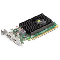 Placa video NVS 310, 512MB GDDR3, 2 x Display Port, Low Profile