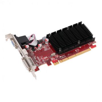 Placa Video AMD Radeon HD 5450, 2GB GDDR3 64-bit, VGA, DVI, HDMI, Second Hand Componente Calculator
