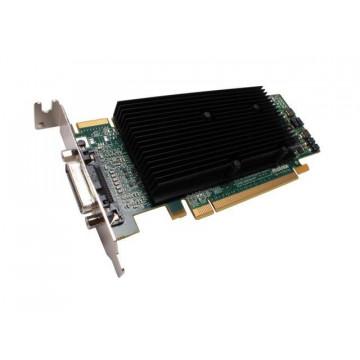 Placa video Matrox M9120-E512LPUF, 512MB GDDR2, 64 Bit, Low Profile, iesire DMS-59, Second Hand Componente Calculator