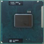 Procesor Intel Core i5-2450M 2.50GHz, 3MB Cache, Socket PPGA988, Second Hand Componente Laptop