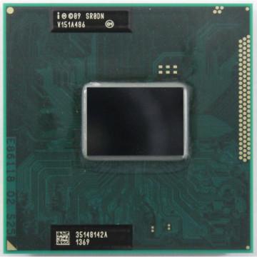 Procesor laptop Intel Core i3-2350M, 2.30GHz, 3MB Cache, Socket rPGA988B, Second Hand Componente Laptop