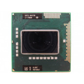 Procesor laptop Intel Core i7-740QM, 1.73GHz, 6MB Cache, Socket PGA988, Second Hand Componente Laptop