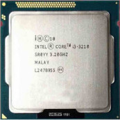 Procesor Intel Core i3-3210 3.20GHz, 3MB Cache, Socket 1155, Second Hand Componente Calculator