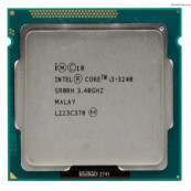 Procesor Intel Core i3-3240 3.40GHz, 3MB Cache, Socket 1155, Second Hand Componente Calculator