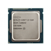 Procesor Intel Core i3-4160 3.60GHz, 3MB Cache, Socket 1150, Second Hand Componente Calculator