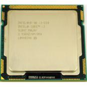 Placa de baza Intel DQ57TM + Procesor Intel Core i3-530 2.93GHz, Socket 1156, Cooler, Fara shield, Second Hand Componente Calculator