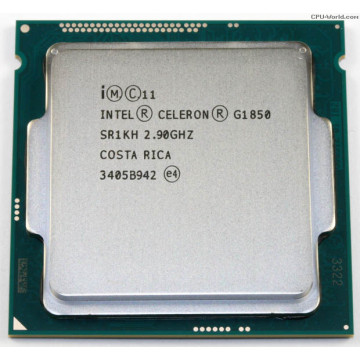 Procesor Intel Celeron G1850 2.90GHz, 2MB Cache, Socket 1150, Second Hand Componente Calculator