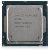 Procesor Intel Celeron G3900 2.80GHz, 2MB Cache, Socket 1151, Second Hand Componente Calculator