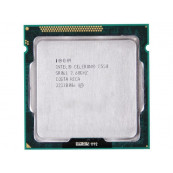 Procesor Intel Celeron G550 2.60 GHz, 2M Cache, Socket FCLGA1155, Second Hand Componente Calculator
