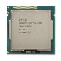 Procesor Intel Core i3-3220T 2.80GHz, 3MB Cache, Socket 1155