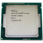 Procesor Intel Core i3-4330 3.50GHz, 3MB Cache, Socket 1150, Second Hand Componente Calculator