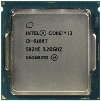Procesor Intel Core i3-6100T 3.20GHz, 3MB Cache, Socket 1151