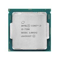 Procesor Intel Core i3-7100 3.90GHz, 3MB Cache, Socket 1151