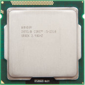 Procesor Intel Core i5-2310 2.90GHz, 6MB Cache, Socket 1155, Second Hand Componente Calculator