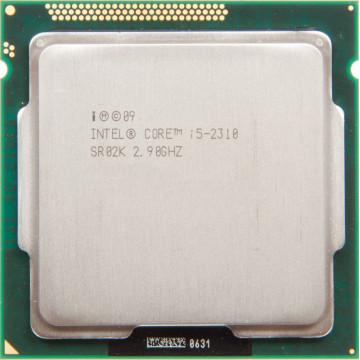 Procesor Intel Core i5-2310 2.90GHz, 6MB Cache, Socket 1155, Second Hand Componente Calculator