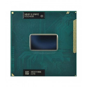 Procesor Intel Core i5-3210M 2.50GHz, 3MB Cache, Socket rPGA988B, Second Hand Componente Laptop