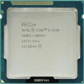 Procesor Intel Core i5-3330 3.00GHz, 6MB Cache, Socket 1155, Second Hand Componente Calculator