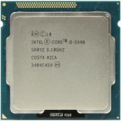 Procesor Intel Core i5-3340 3.10GHz, 6MB Cache, Socket 1155, Second Hand Componente Calculator