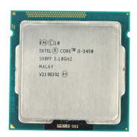 Procesor Intel Core i5-3450 3.10GHz, 6MB Cache, Socket 1155