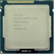 Procesor Intel Core i5-3550 3.30GHz, 6MB Cache, Socket 1155, Second Hand Componente Calculator