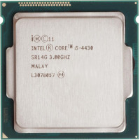 Procesor Intel Core i5-4430 3.00GHz, 6MB Cache, Socket 1150